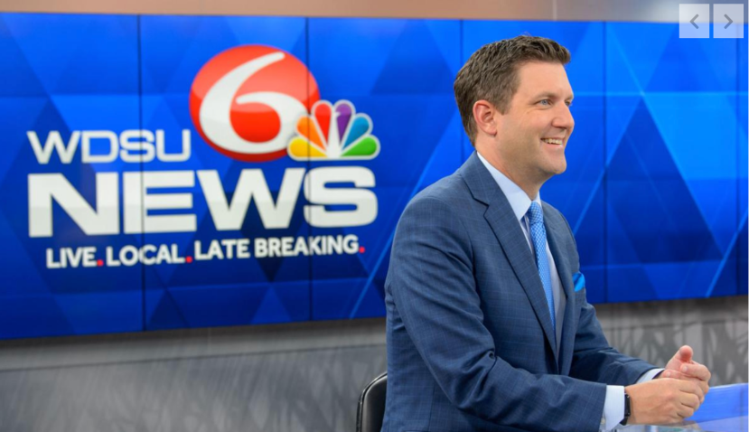 Scott Walker trades fast-paced news anchor life for consulting — and donutshop